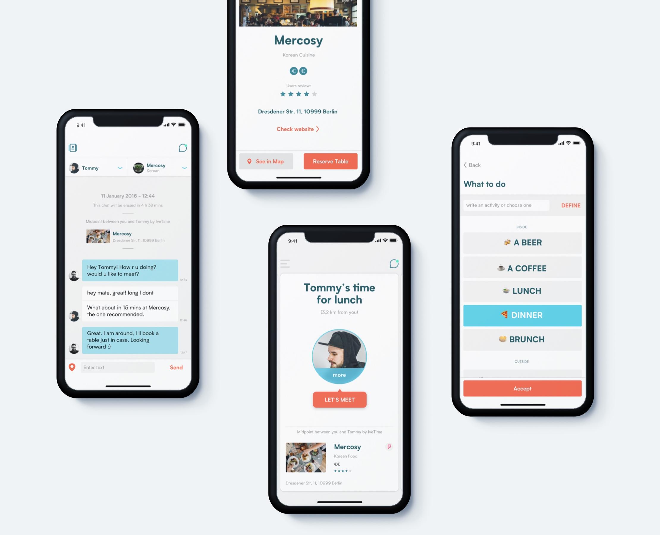 IveTime design by Manu Franco-UX designer