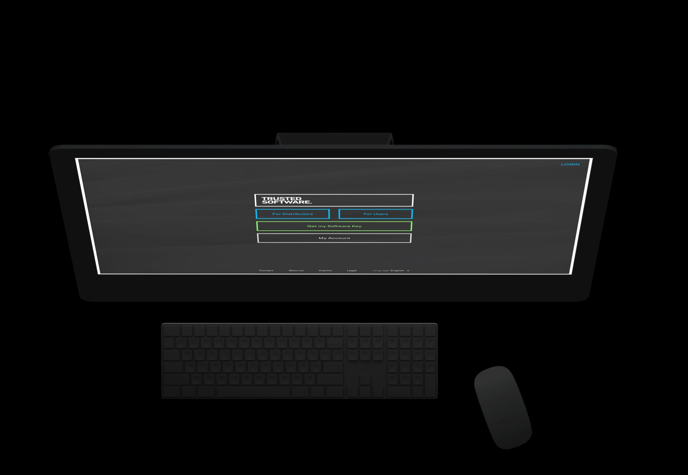 Trusted Software design by Manu Franco - UX designer